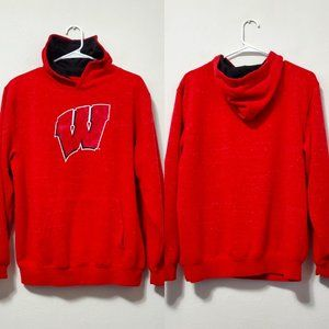 Fanatics Youth Wisconsin Badgers Hoodie